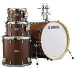 "YAMAHA TOUR CUSTOM 20"" FUSION CHOCOLATE SATIN"